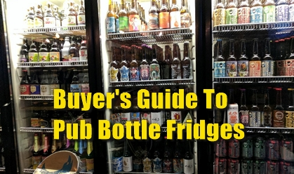 Pub Landlord Advice on Bottle Fridges