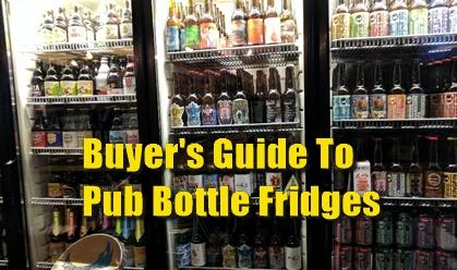 Pub Landlord Advice on Bottle Fridges