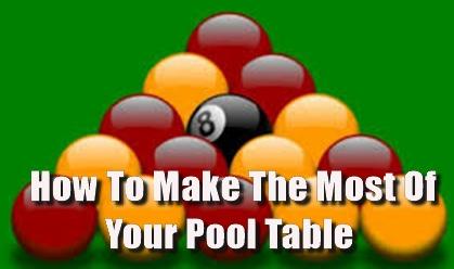 Pub Landlord Advice on Pub Pool Tables