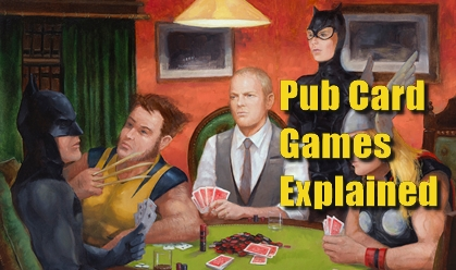 Pub Landord Advice Pub Card Games