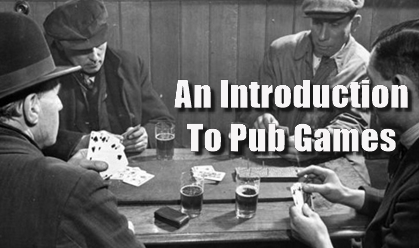 Traditional Pub Game Ideas