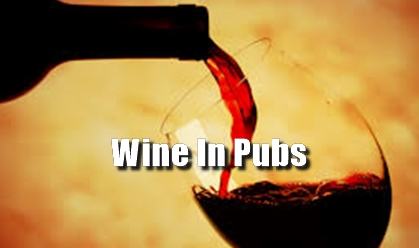 pubs, bars, wine, sales, selling wine, tasting notes, vintages