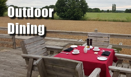 How To Run A Pub - Outdoor Dining