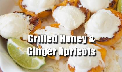 pub food, menu ideas, recipes, apricots