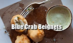 Crab Beignets Recipe