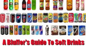 Bluffer's Guide To Soft Drinks