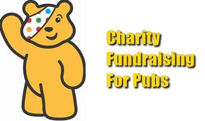 pub. charity, fundraising, ideas,
