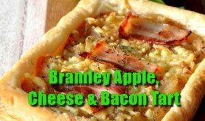 Bramley apple recipe