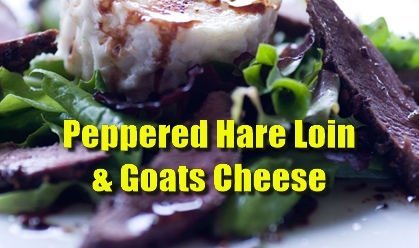 pub, food, menu idea, recipe, hare