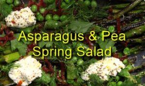 Asparagus & Pea Spring Salad