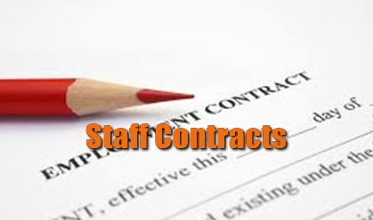 Pub Landord Advice - Staff Contracts